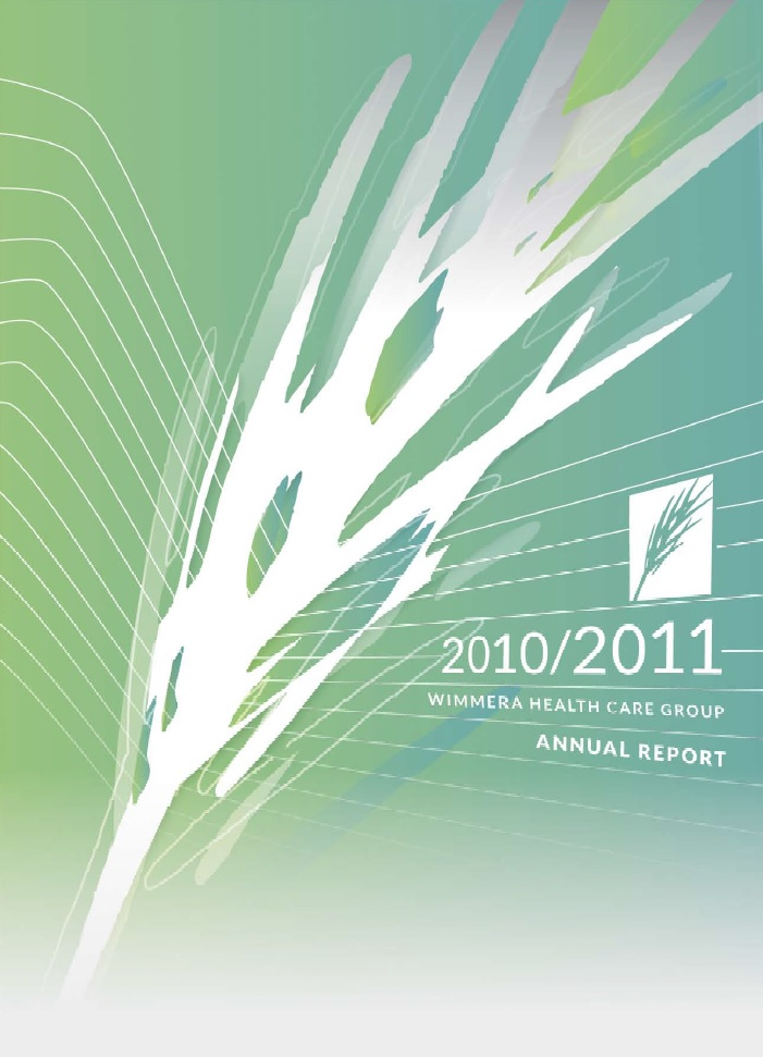 Annual Report Cover 2010 2011