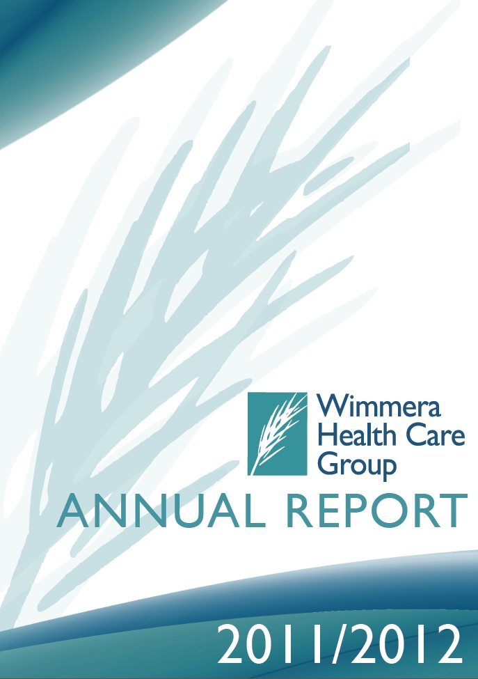 Annual Report Cover 2011 2012