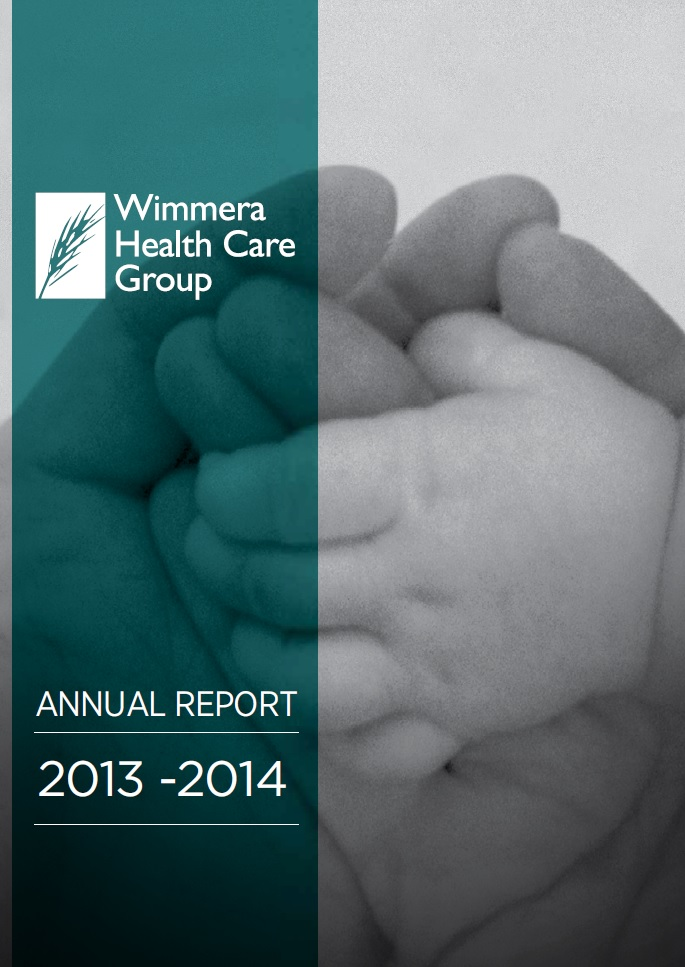 Annual Report Cover 2013 2014