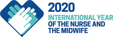 2020 International Year of the Nurse and Midwife Banner